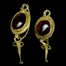 Ancient Earrings