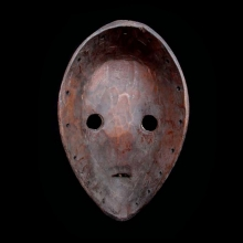 a-dan-wooden-mask,-embellished-with-metal-eyes-and-animal-teeth_t5475c