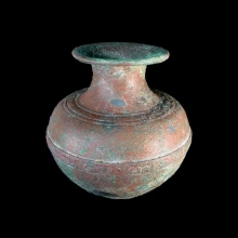 Bactrian bronze jar