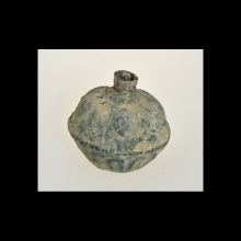 Gandharan miniature copper vessel